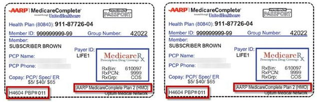 Aarp Medicare Replacement Card Gemescoolorg